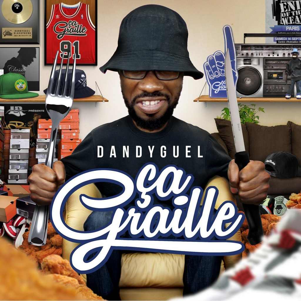 cover Dandyguel - EP Ca Graille