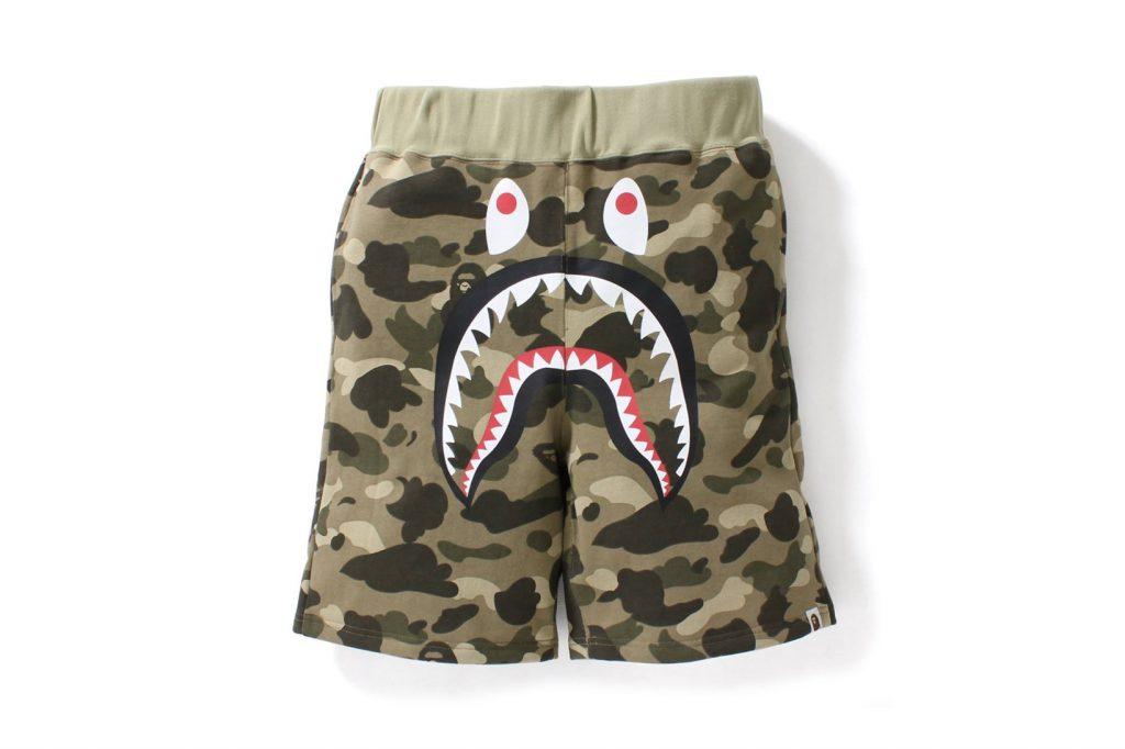 http---hypebeast.com-image-2017-05-bape-1st-camo-shark-sweat-shorts-2017-spring-summer-1