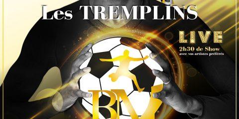 Les Tremplins Blaise Matuidi - 'Les Tremplins Live Act 1' (Affiche Conce...