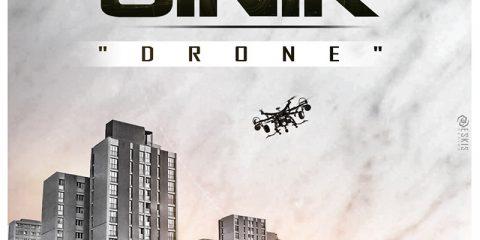 Cover EP Drone - Sinik
