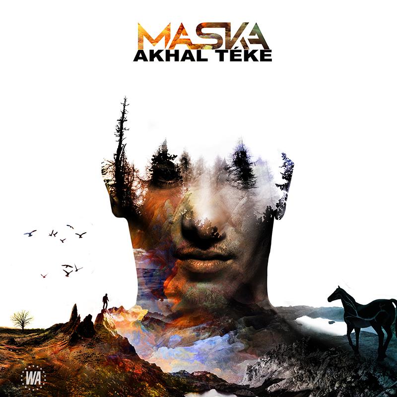 Maska - Akhal Téké (Cover Mixtape BD) - Copie