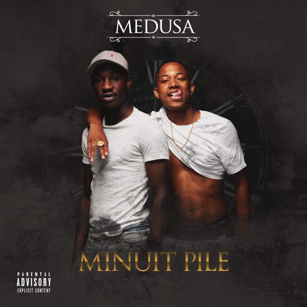 cover Medusa - Mixtape Minuit Pile - mdef