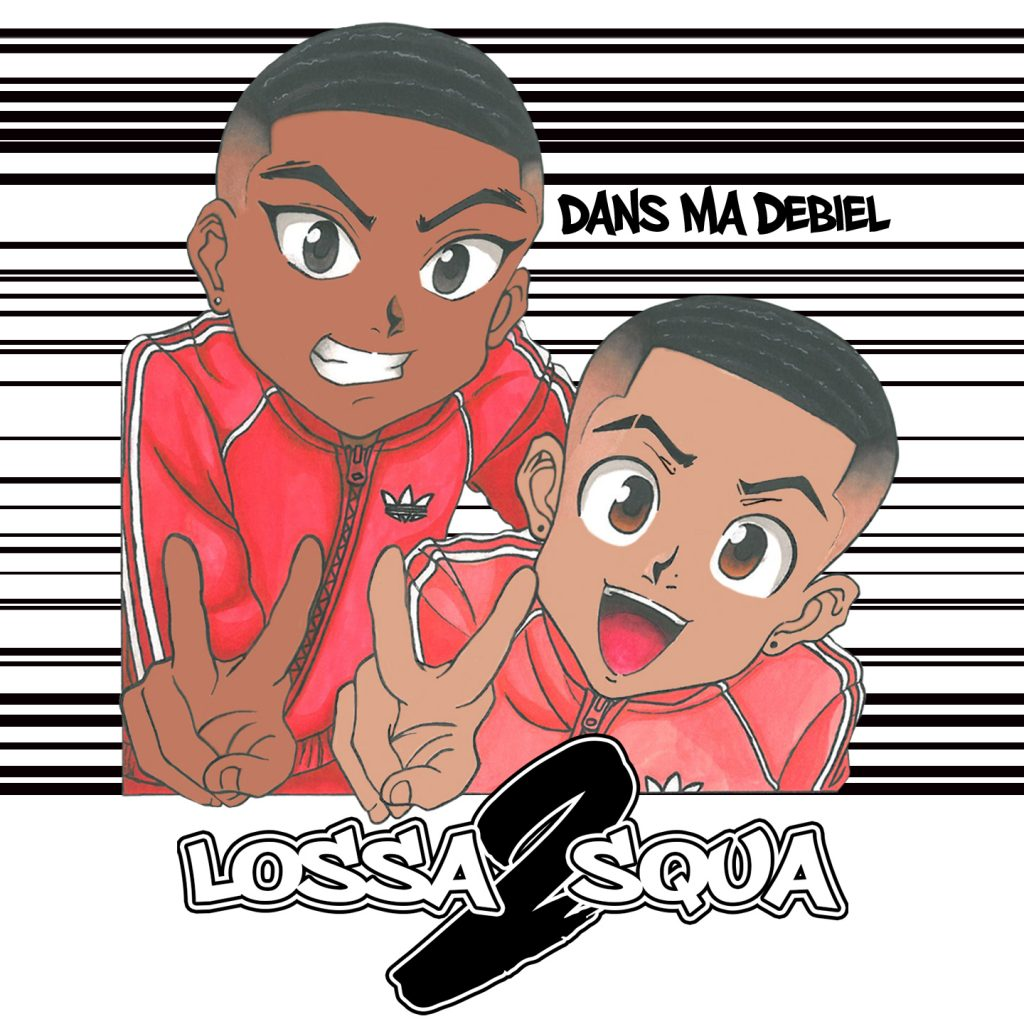 Lossa2Squa - Dans Ma Debiel (Cover EP)