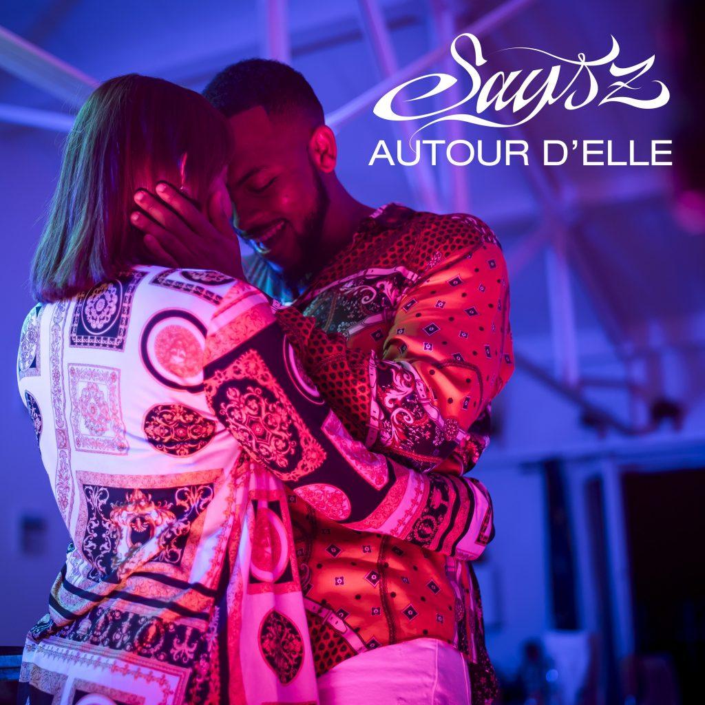 cover single - SAYS'Z - Autour d'elle - mdef
