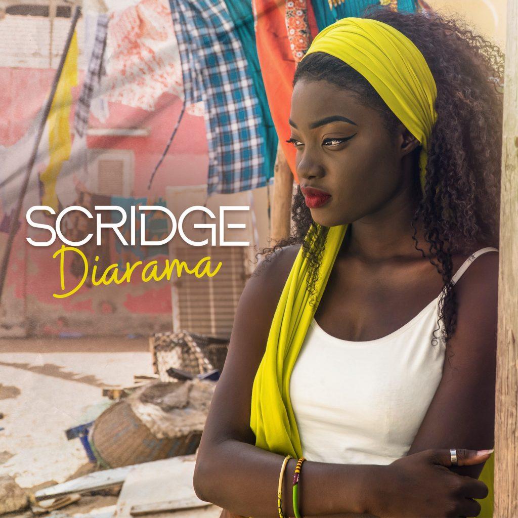 cover single - SCRIDGE - Diarama - bdef