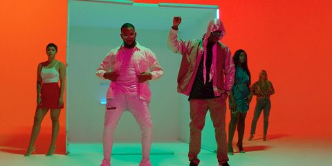 clip - SAYS'Z - 1, 2 ou 3 feat FRANGLISH - mdef