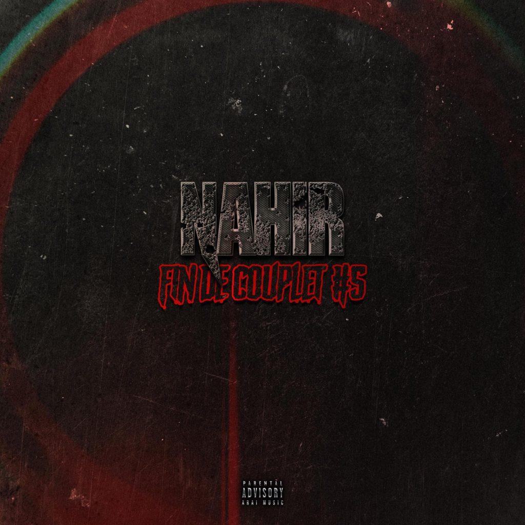 cover single - NAHIR - Fin de couplet 5