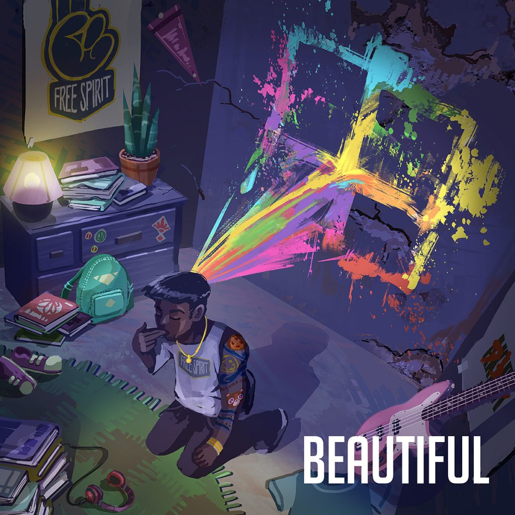 Beejus - Beautiful - FINAL-websize