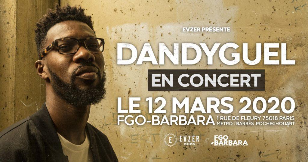 concert DANDYGUEL - FGO Barbara 120320