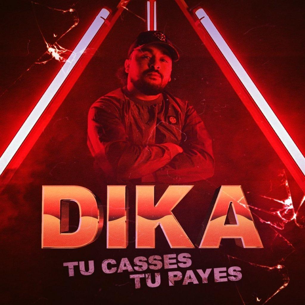 cover single DIKA - Tu casses tu payes - mdef