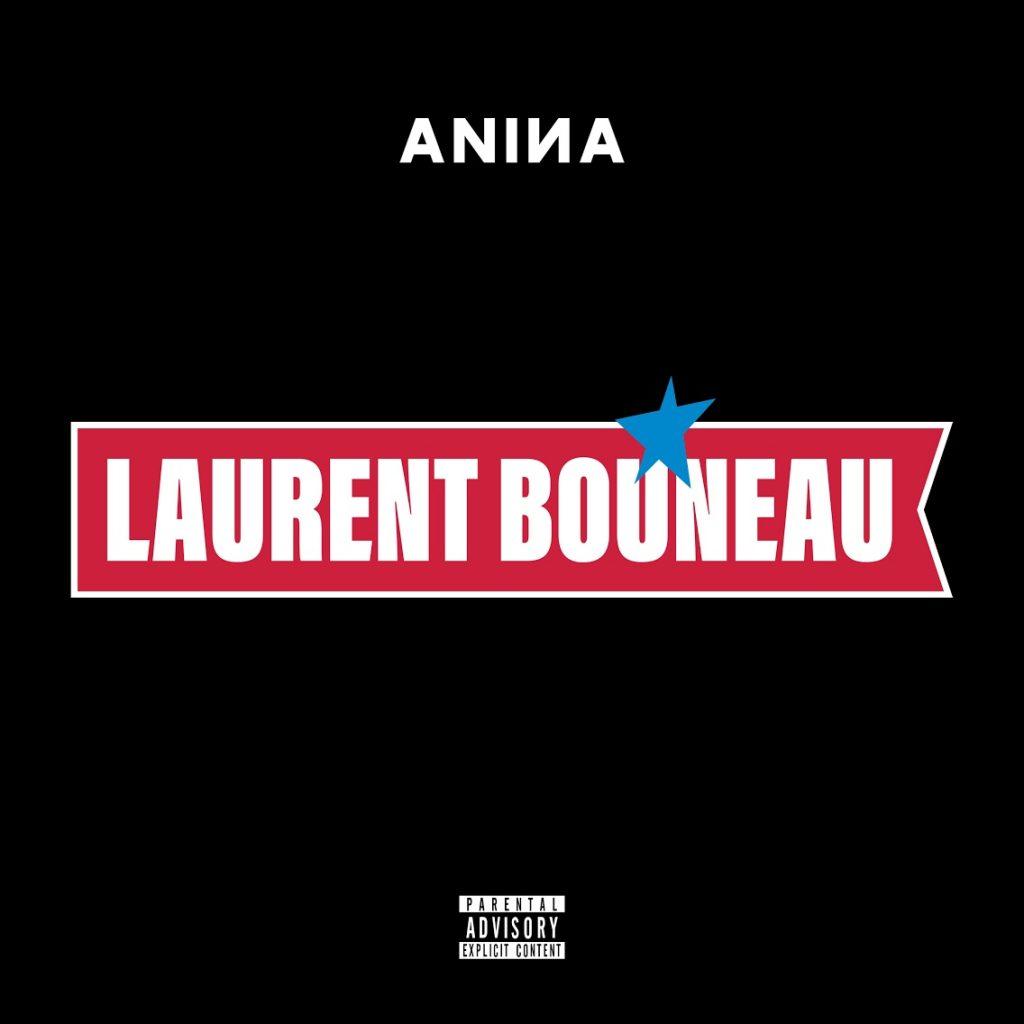 cover single - ANINA - Laurent Bouneau