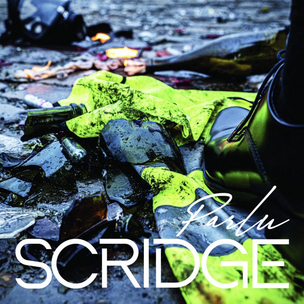 cover single - SCRIDGE - Parlu- mdef