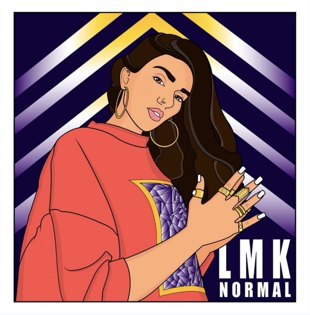 cover single - LMK - Normal