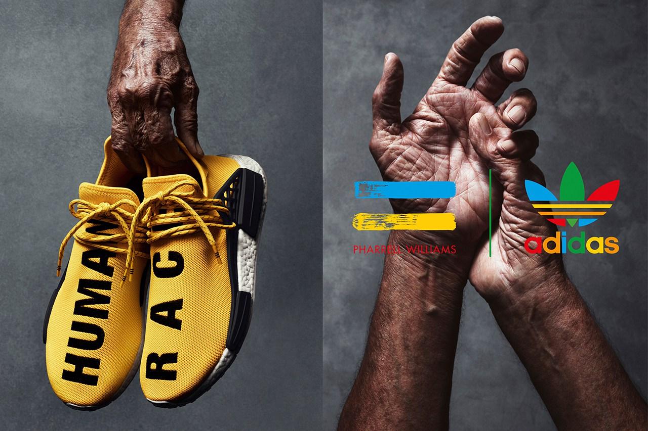 Un regard officiel sur les Adidas Originals » Pharrell