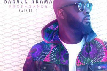 Barack Adama - Propagande Saison 2 (Cover Mixtape BD)