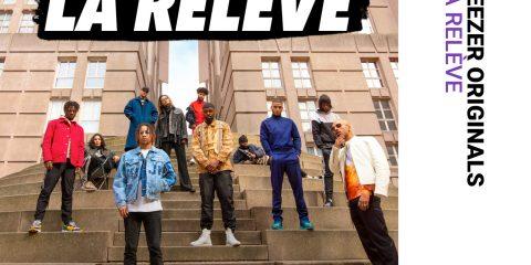 Cover -La Relève- Deezer