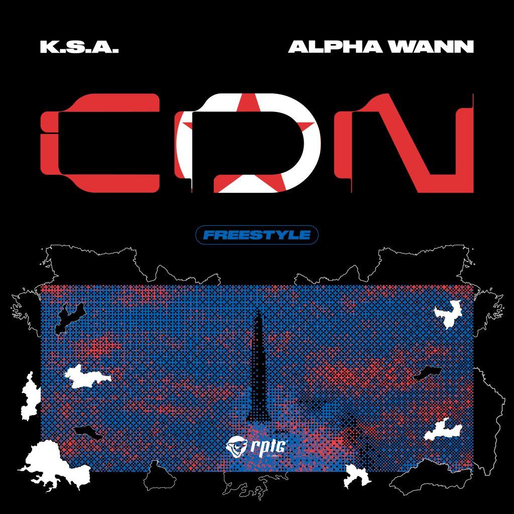 K.S.A._ALPHAWANN_CDNFREESTYLE_Cover Finale
