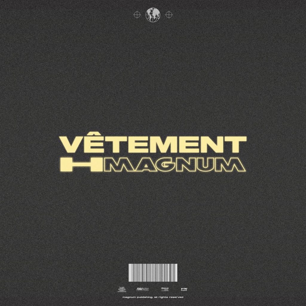 cover single - H MAGNUM - Vêtement - mdef