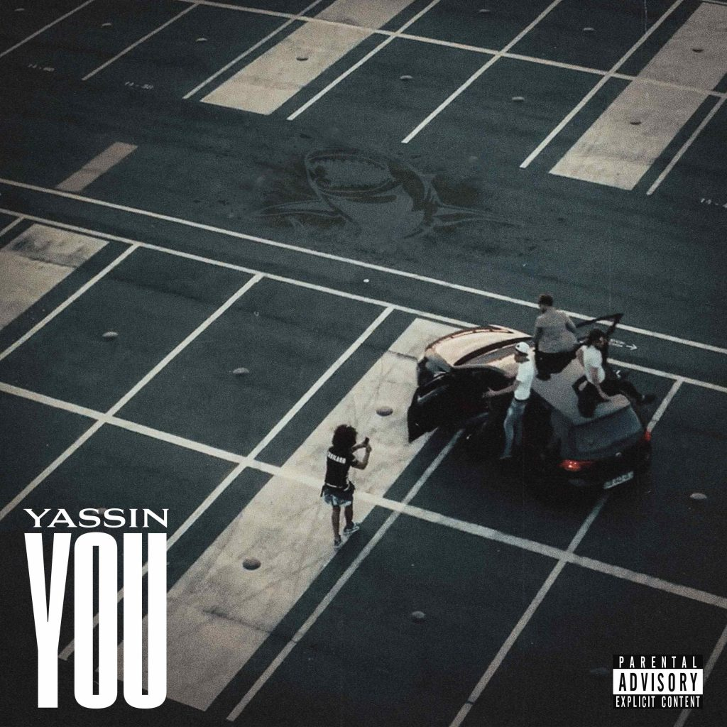 cover single - YASSIN - You - mdef